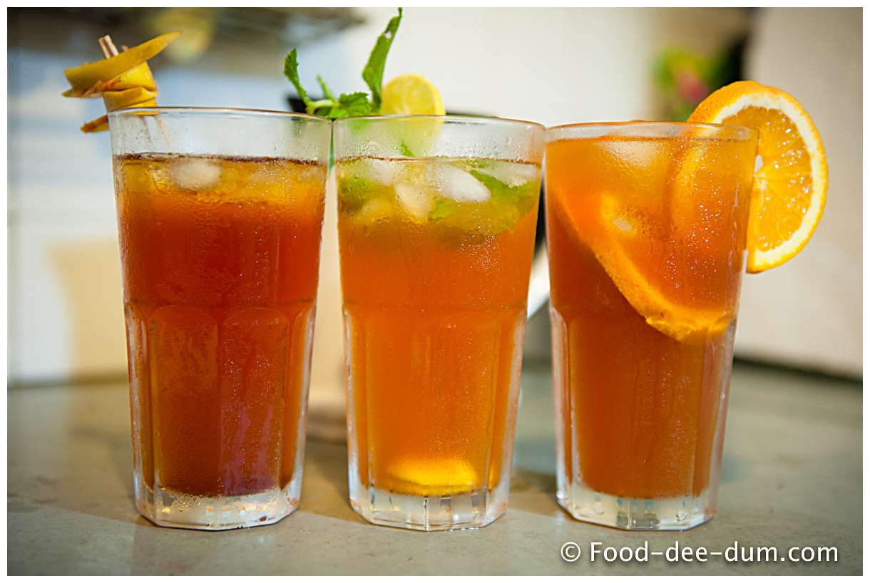 Iced Tea Recipes — Dishmaps